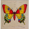 Baby First Butterfly Layered Puzzle