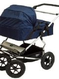Mountain Buggy Twin Carry Cot