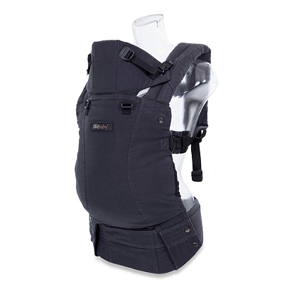 Lillebaby 6-in-1 Baby Carrier - Black