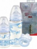Nuk First Choice Blue Trio Gift Pack
