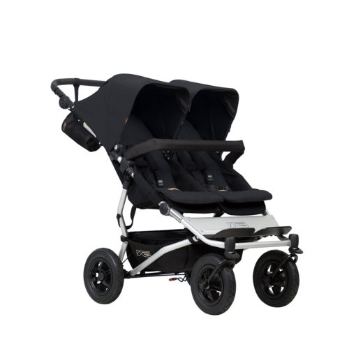 Mountain Buggy Duet -V3 Black