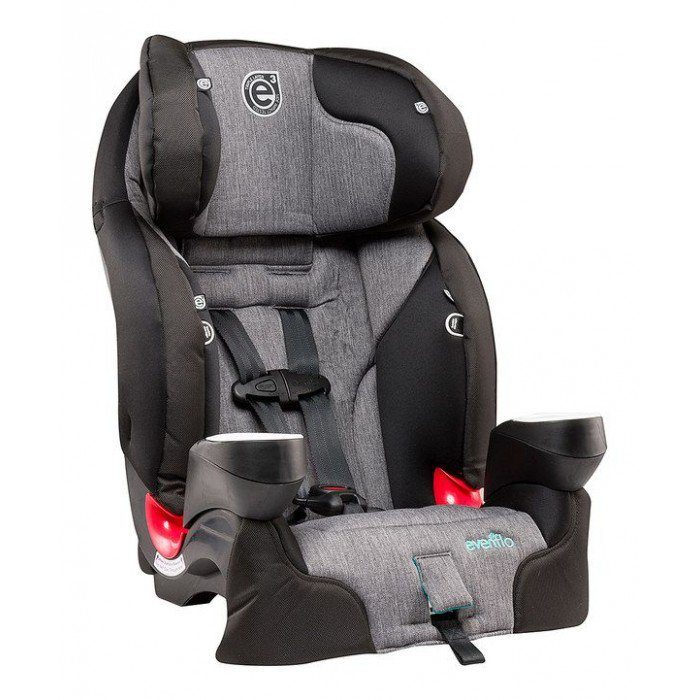 Booster Seat – With Full Harness