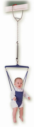 The Original Jolly Jumper baby exerciser
