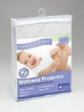 Protect-a-bed Cot Mattress Protector(Fitted Quilted Cotton)