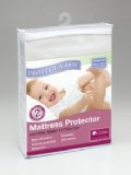 Protect-a-bed Cot Mattress Protector(Fitted Cotton Terry towelling)