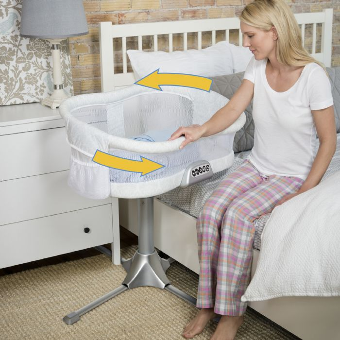 Halo Bassinett Swivel Sleeper Kiwibaby
