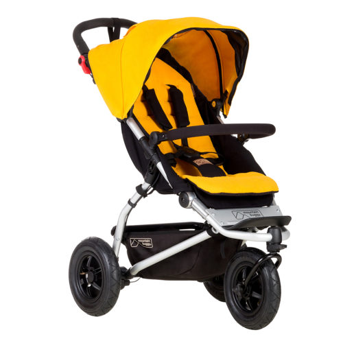 Mountain Buggy Swift V3 2017- (gold)