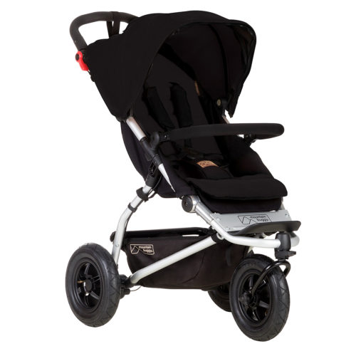 Mountain Buggy Swift  black (new 2017)