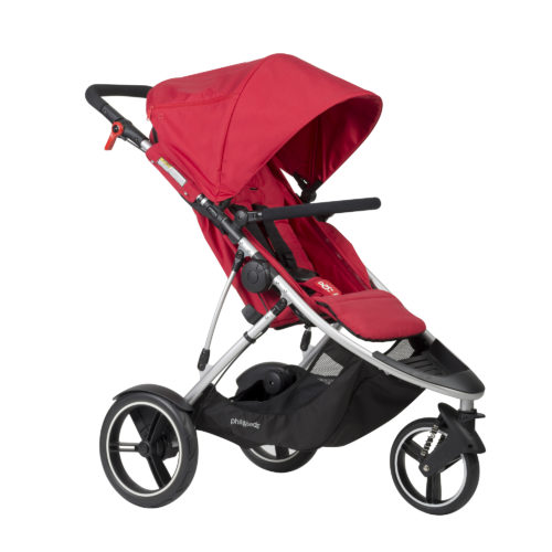 Phil & Teds Dash Buggy Red -2015