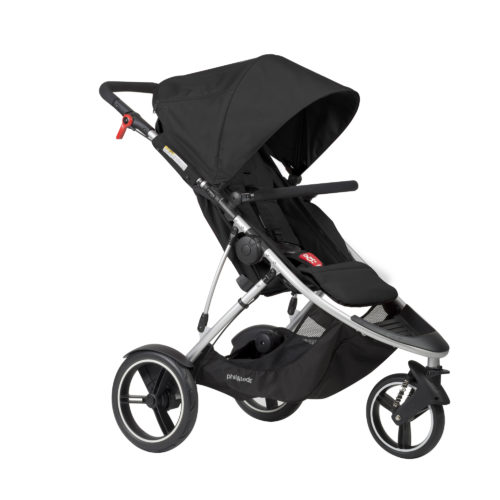 Phil & Teds Dash Buggy Black -2015