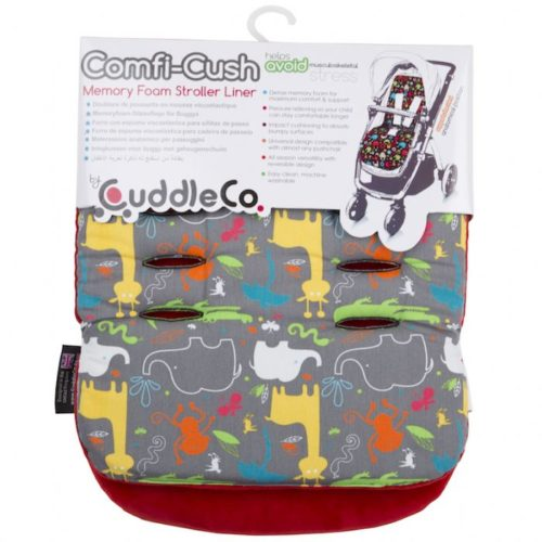 Comfi-Cush Buggy Liner -jungle