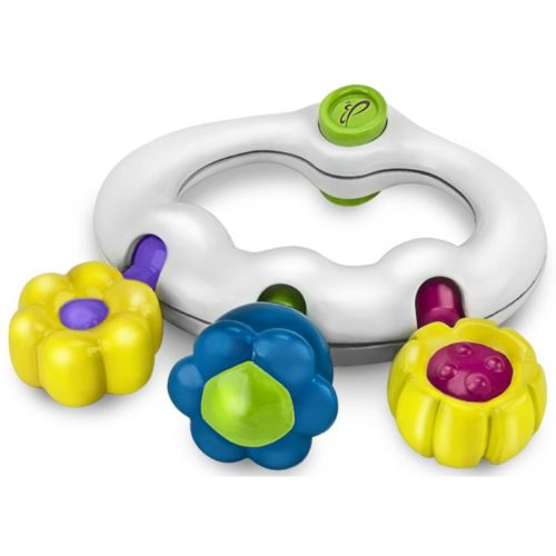 Flower Teething Rattle
