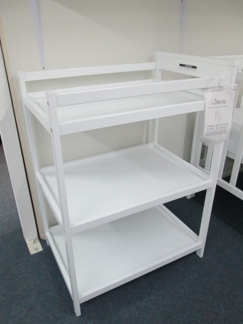 JellyBaby Nova Change Table - White