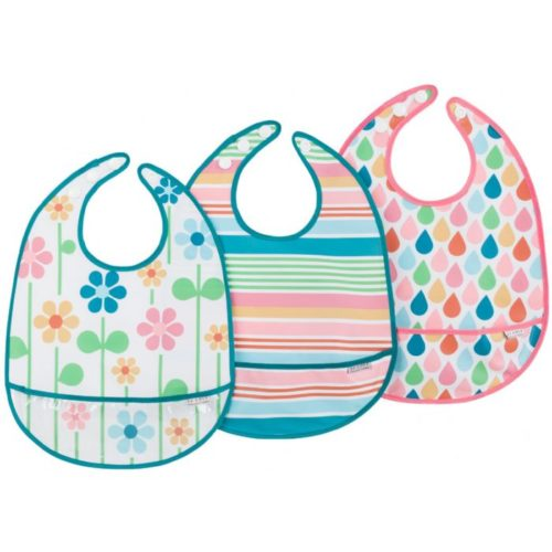 JJ Cole Bib Set - Summer Garden