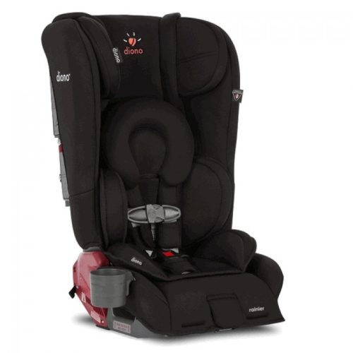 Diono Rainer Convertible Carseat/Booster - Midnight