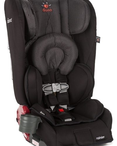Diono Rainer Convertible Carseat/Booster - Twilight