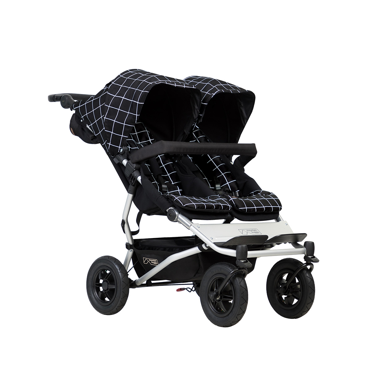 Double (Twin) Buggies and Strollers