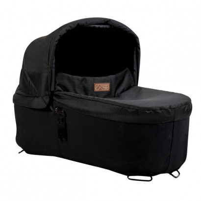 Mountain Buggy Carrycot plus -  Black