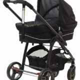 Focus Stroller and bassinet
