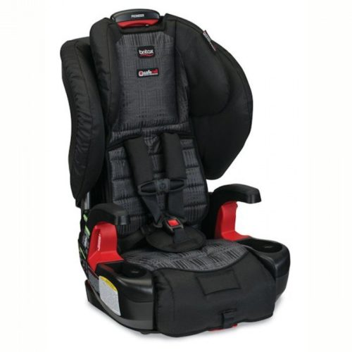 Britax Pioneer Harnessed Booster -