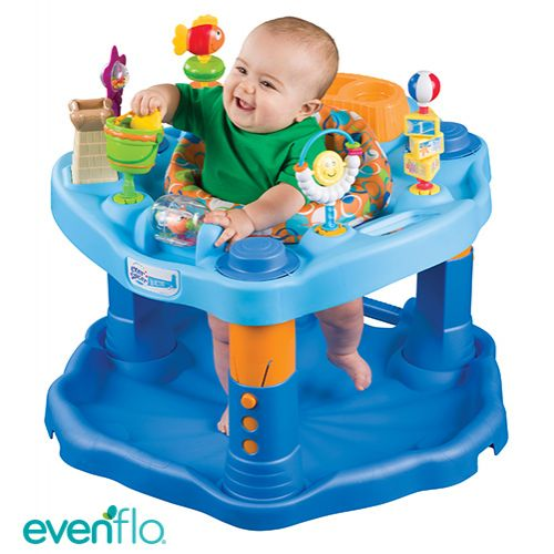 c088b410f Evenflo Splash Exersaucer