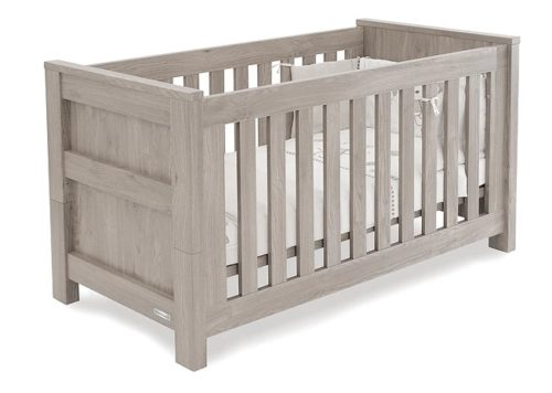 Love N Care Bordeaux Cot/Bed - Ash