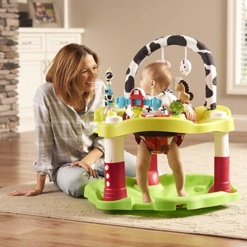Evenflo Playful Pastures Exersaucer