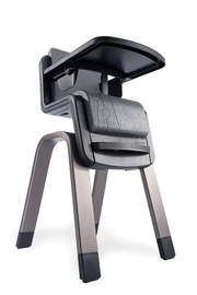 Nuna Zaaz Highchair -Pewter